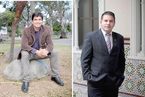 Carlos y Fabricio tratan de convencer a indecisos con fichajes
