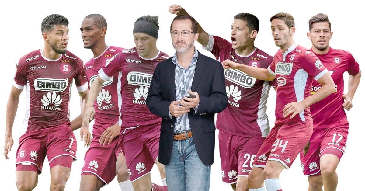 """Presidente Saprissa: """"Jugarán los que mejor estén sin importar el Mundial"""""""