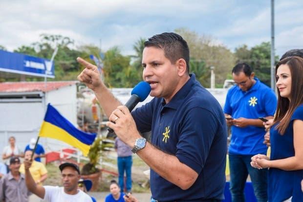 Fabricio Alvarado dice que él mismo lideraría sector turismo