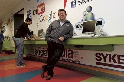 Sykes sigue creciendo y abrirá 500 puestos
