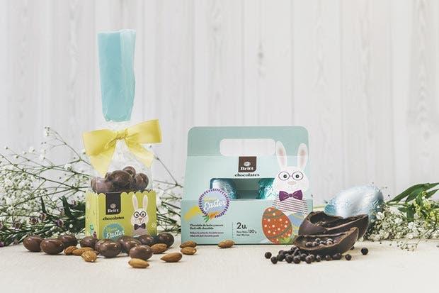 Britt lanzó chocolates gourmet con motivo de la Pascua