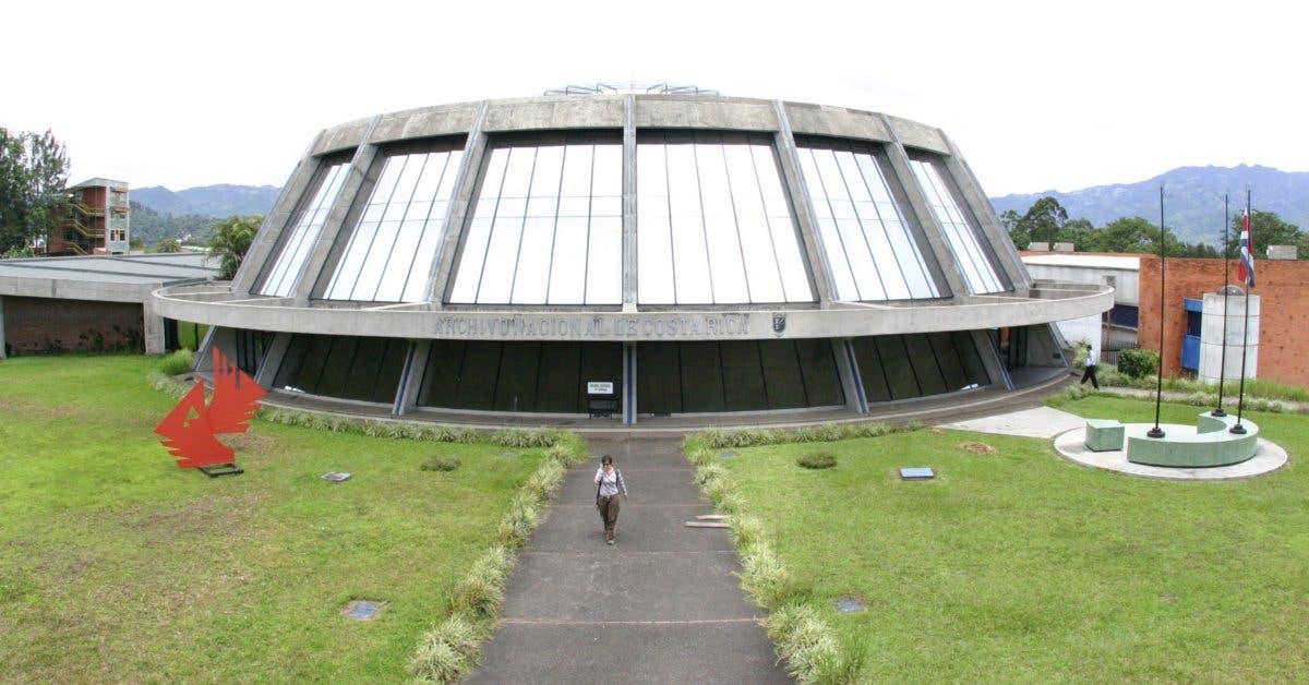 Archivo Nacional estrena edificio para depósitos históricos y notariales