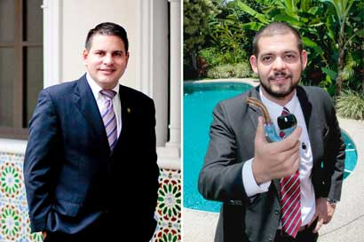 Fabricio Alvarado negó acercamiento con movimiento de marihuana medicinal
