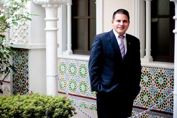 Fabricio Alvarado anunció equipo en materia de infraestructura