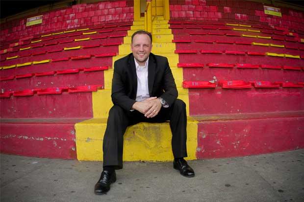 David Patey renuncia a la presidencia del Herediano