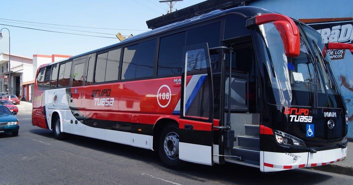 ¿Vive en Alajuela? CTP cambió ruta de buses por trabajos del MOPT