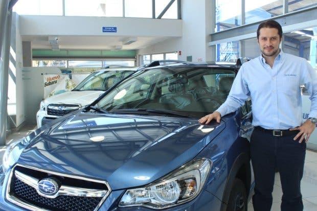 Auto Subaru triplica sus ventas el fin de semana en Expomóvil
