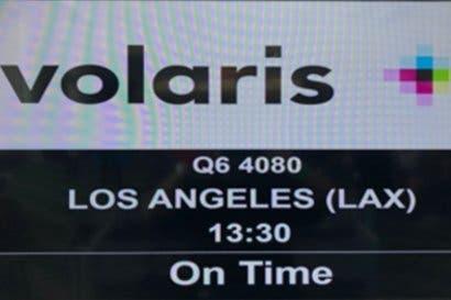 Volaris inicia hoy vuelos hacia Los Ángeles