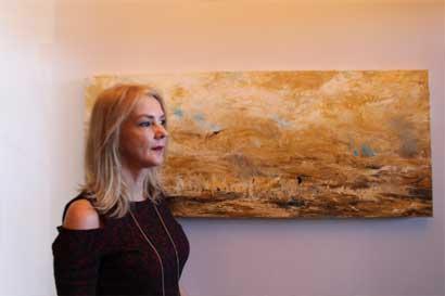 Inauguran galería dedicada al arte femenino