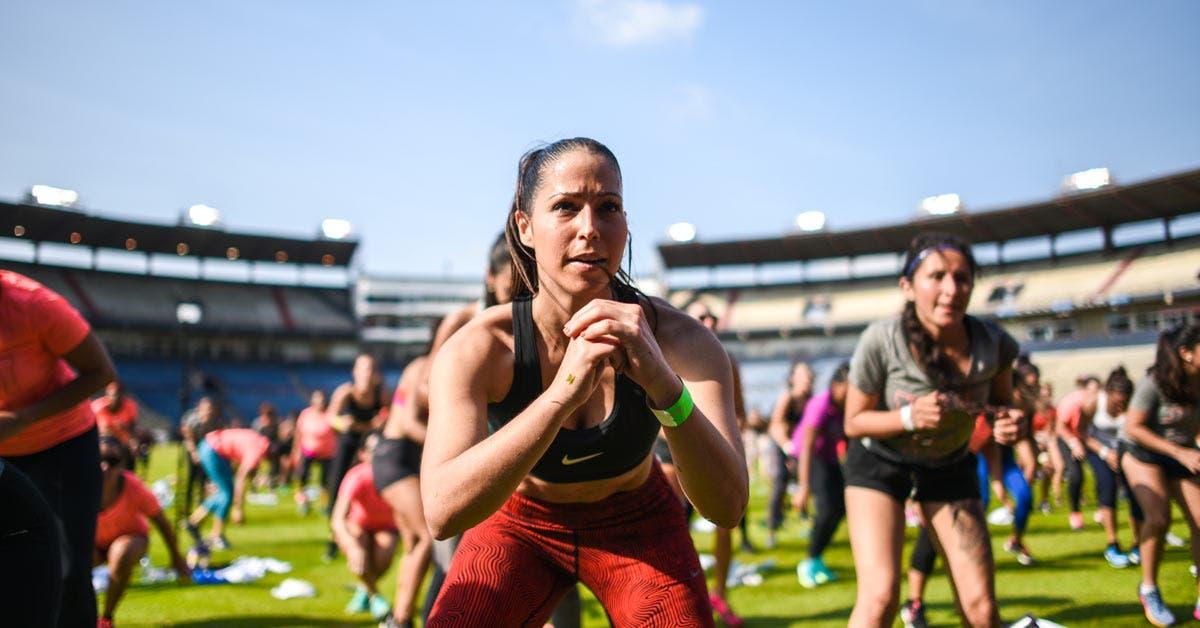 Nike ofrecerá entrenamiento gratuito en la Plaza de la Cultura