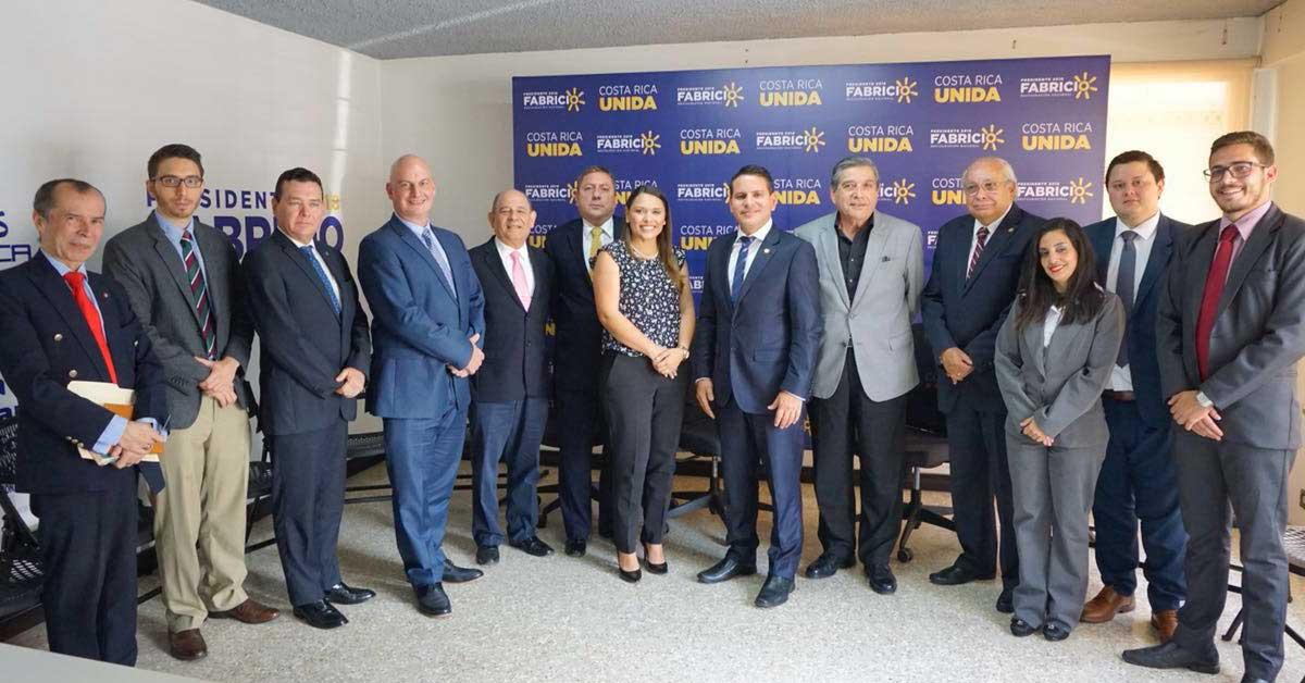 Fabricio Alvarado suma a excancilleres en equipo de política exterior