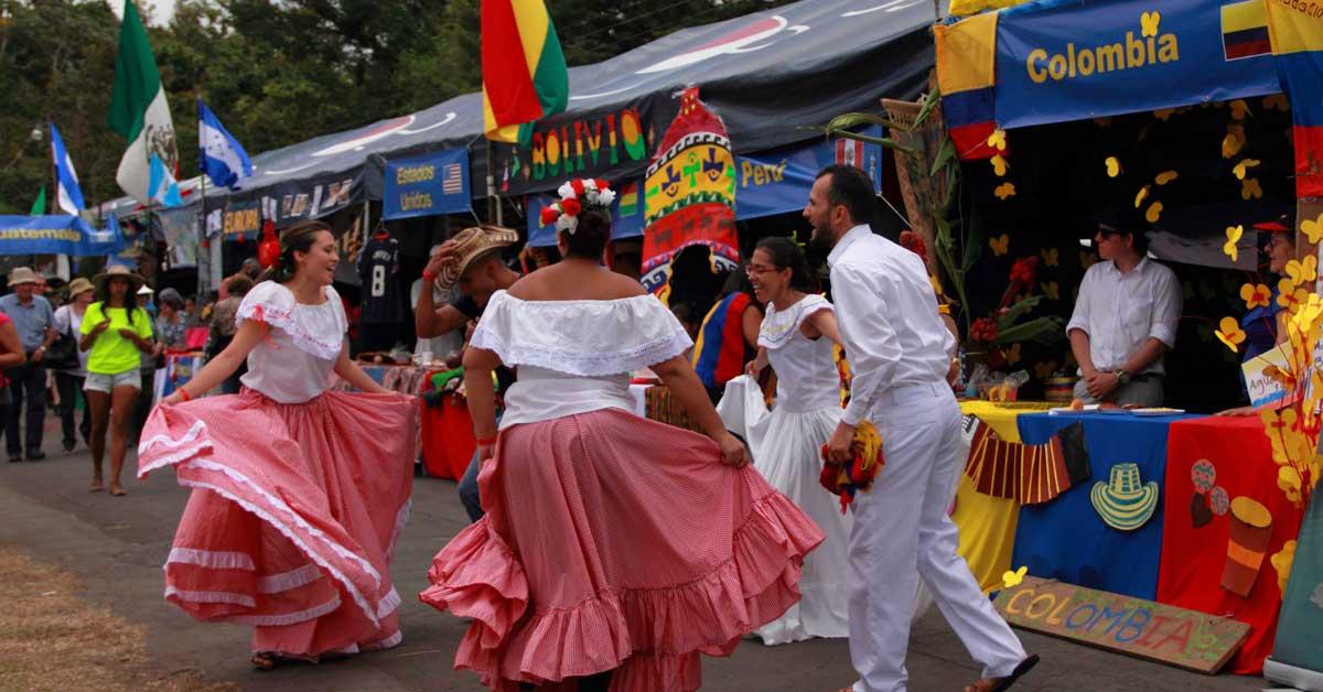 Feria del CATIE reunirá riqueza cultural de 19 países