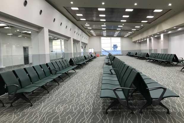 Aeropuerto de Liberia inauguró ampliación en terminal de pasajeros