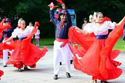 El ballet folclórico de la CCSS estará en el FIA 2018