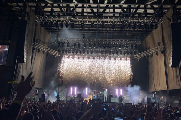 The Killers inyectan una dosis de Las Vegas a Costa Rica