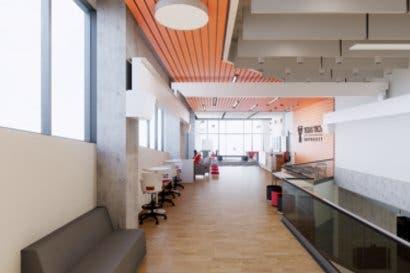 Instalaciones de Texas Tech University Costa Rica con 95% de avance