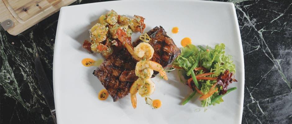 Restaurante QUATTRO presenta su nuevo menú