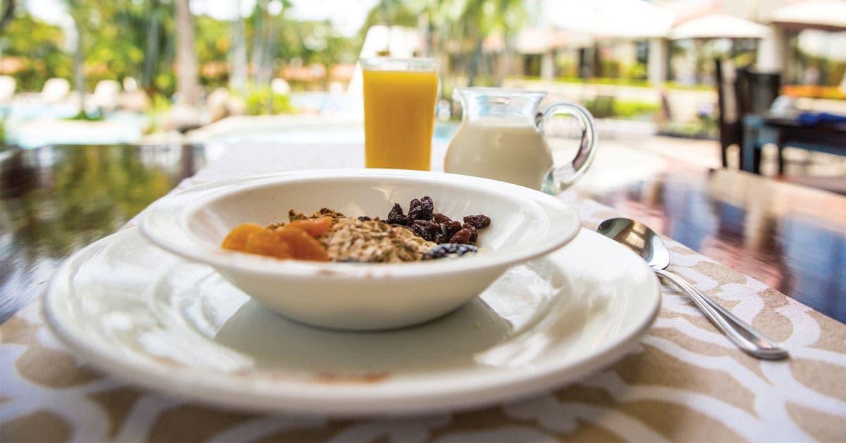 Un ambiente relajado para desayunos de negocios o de fin de semana es lo que encontrará el comensal en Restaurante Tropicala