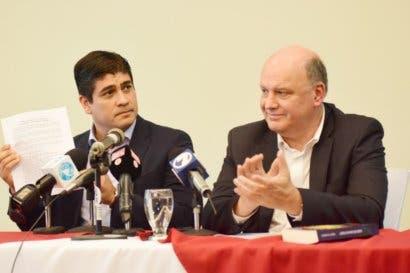Rodolfo Piza sería ministro de la presidencia
