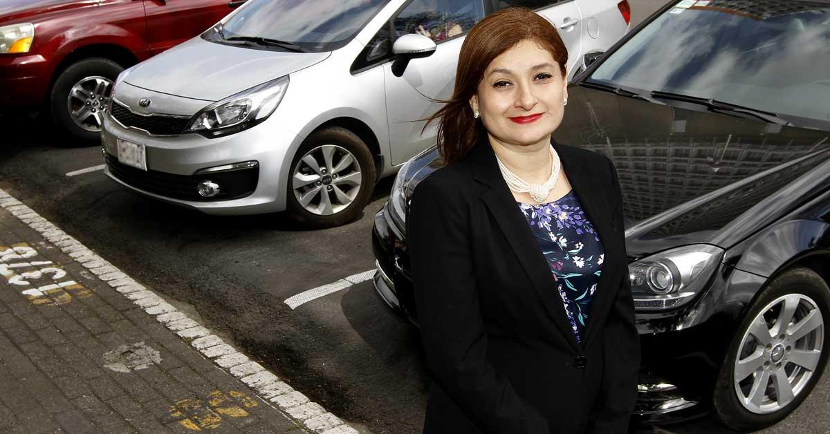 Aseguradoras benefician a dueños de autos eléctricos en Expomóvil