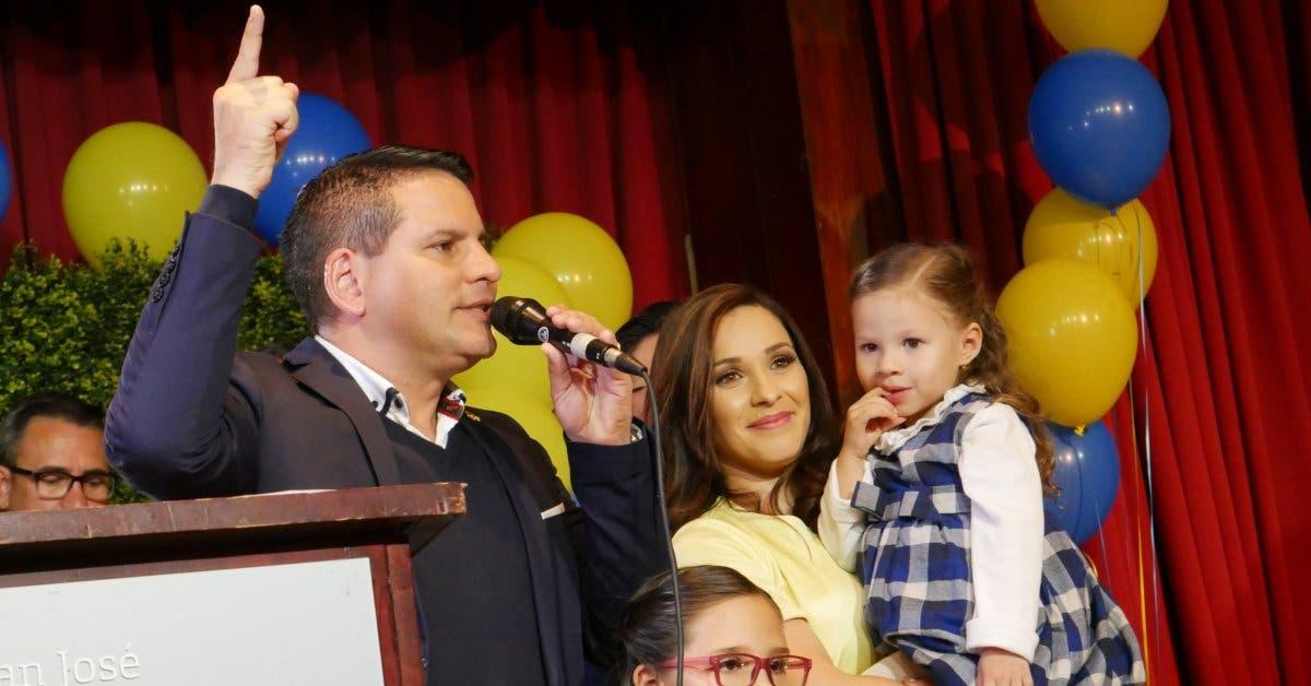 Fabricio 56,9% y Carlos 43,1% entre decididos a votar