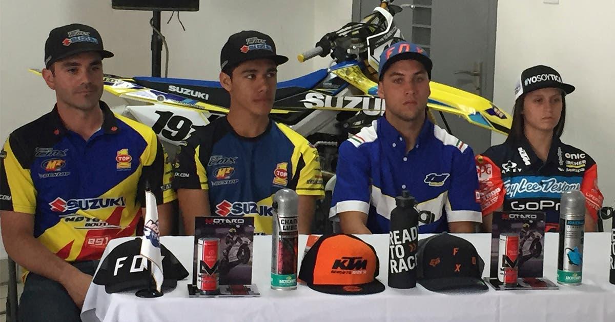 Campeonato Nacional de Motocross arrancará este fin de semana