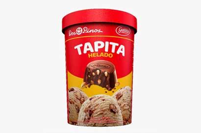 ¿Amante de la Tapita? Ahora la tendrá en helado