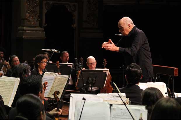 Falleció Irwin Hoffman, director emérito de la Orquesta Sinfónica Nacional