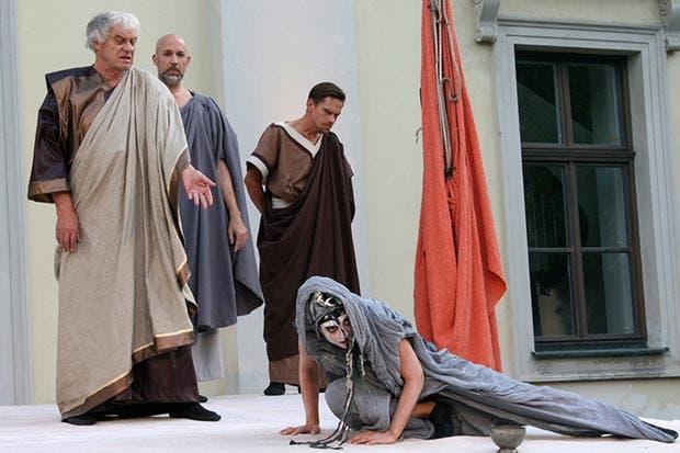 """""""Julio César"""" de Shakespeare tendrá su gran estreno mañana"""