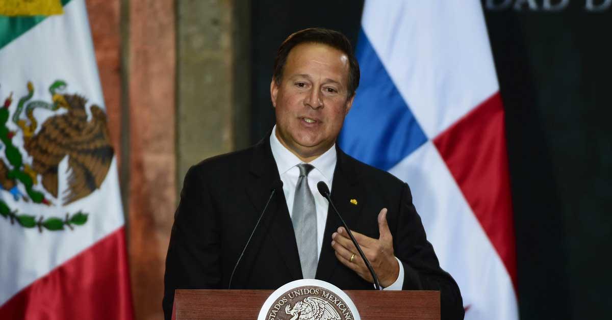 Presidente de Panamá visitará Costa Rica mañana