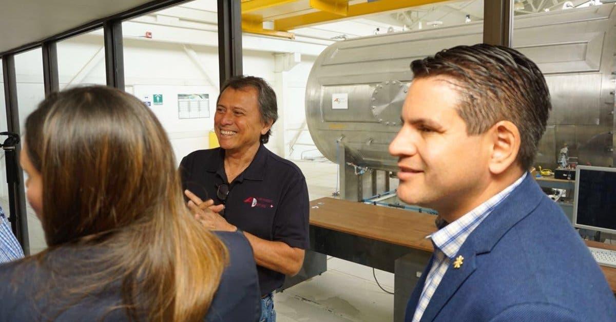 Fabricio Alvarado se reúne con Franklin Chang para discutir sobre transporte ecológico