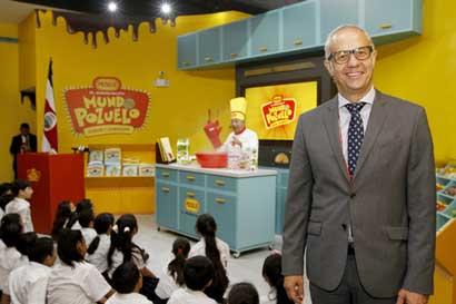 Niños podrán conocer el proceso de fabricación de galletas Pozuelo