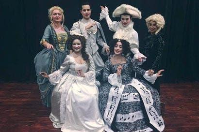 """Famosa ópera """"Los placeres de Versalles"""" se disfrutará mañana"""