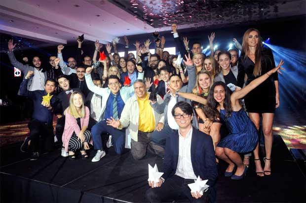 Festival Volcán premió lo mejor en comunicación comercial