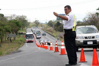 Tránsito prepara gran operativo para día de elecciones