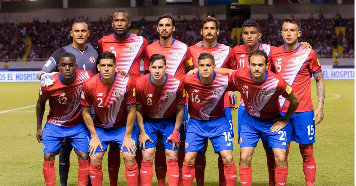 Nuevo uniforme de Costa Rica para el Mundial tendrá un valor de ¢55 mil