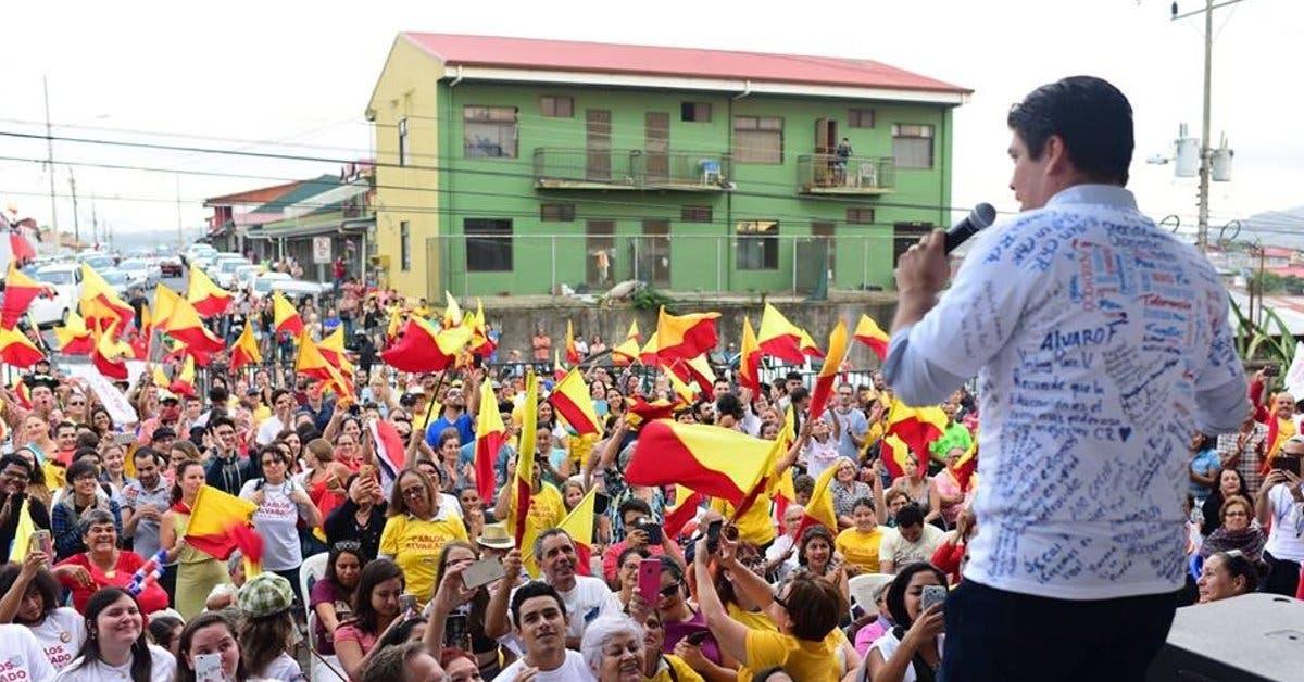 Carlos Alvarado se fija grandes objetivos para primeros 100 días
