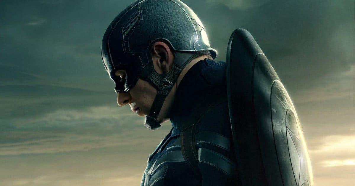 Chris Evans dejará su traje de Capitán América después de Avengers 4