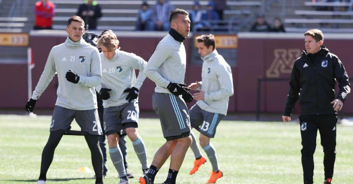 Francisco Calvo renueva por dos años con el Minnesota United