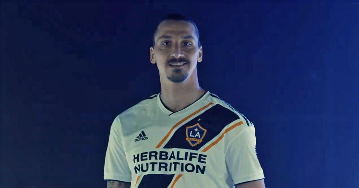 LA Galaxy da la bienvenida a Zlatan Ibrahimovic