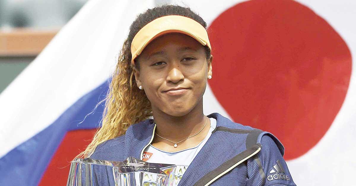 La niña que tumbó a Serena