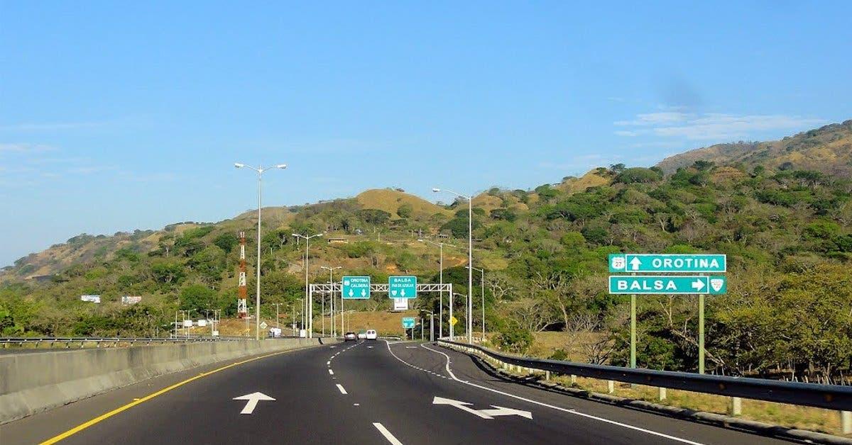 Domingo 1 de abril habrá reversibilidad en la Ruta 27
