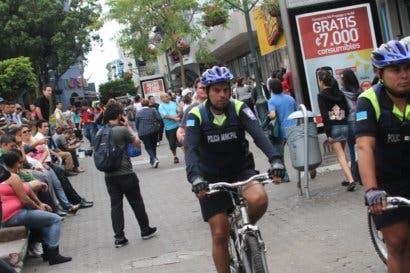 Policías municipales se suman a labores del día E