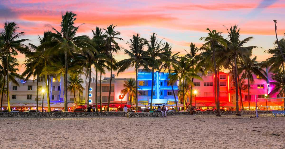 Miami es el destino más buscado por los ticos, según Kayak