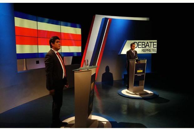 Costa Rica elige este domingo al Presidente en segunda vuelta