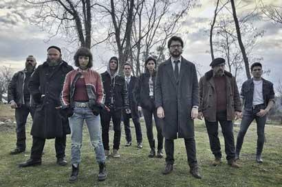 """Netflix estrena la segunda temporada de """"La Casa de Papel"""""""