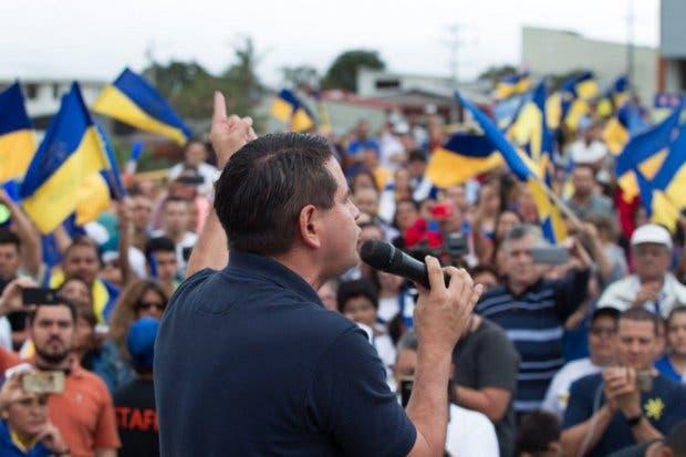 Fabricio Alvarado presenta plan de gobierno en la recta final de la campaña