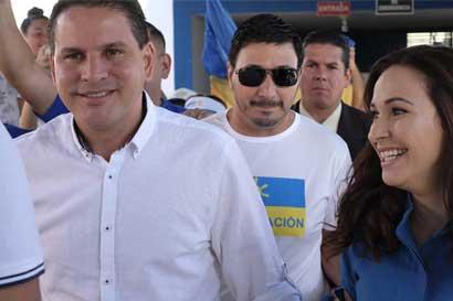 Fabricio Alvarado: Dimos ejemplo de lo que se puede hacer sin despilfarrar presupuesto