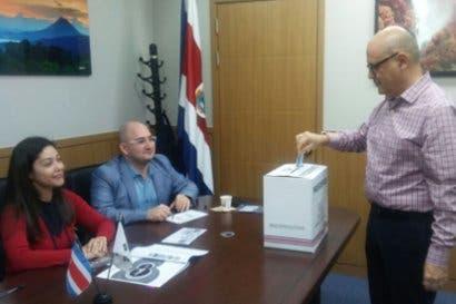 Más de 31 mil personas pueden votar en el extranjero