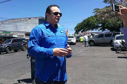 Gonzalo Ramírez: El partido de Gobierno ha dado frutos, pero de corrupción